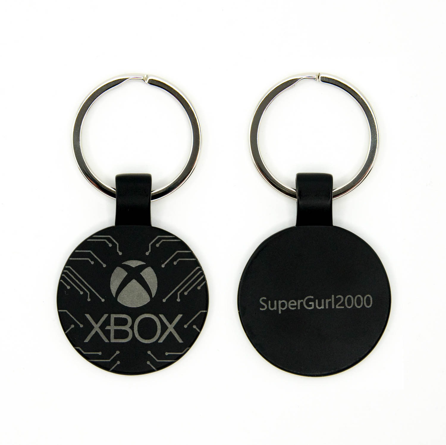 What:  Keychain personalization