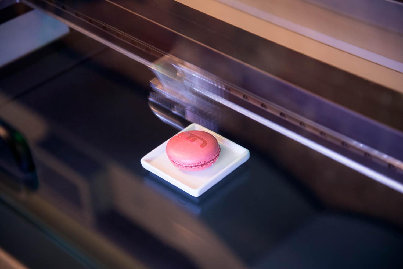 What:  Macaron  Tool:  Laser