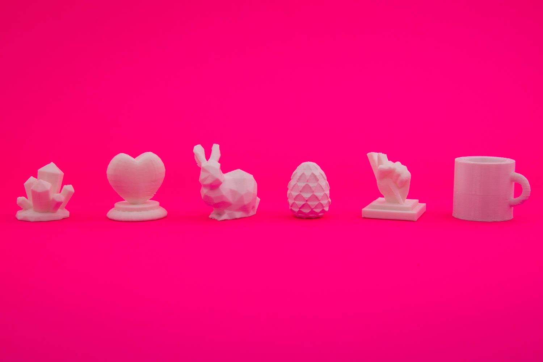 What:  Trinkets |  Tool:  3D Printer