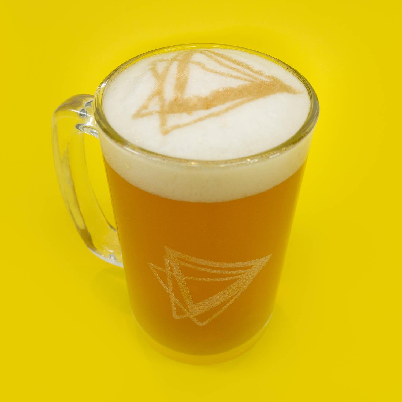 What:  Branded beer |  Tool:  Beve-Bot
