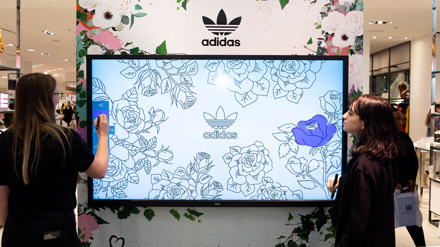 Tool:  Touch TV |  Client:  Adidas