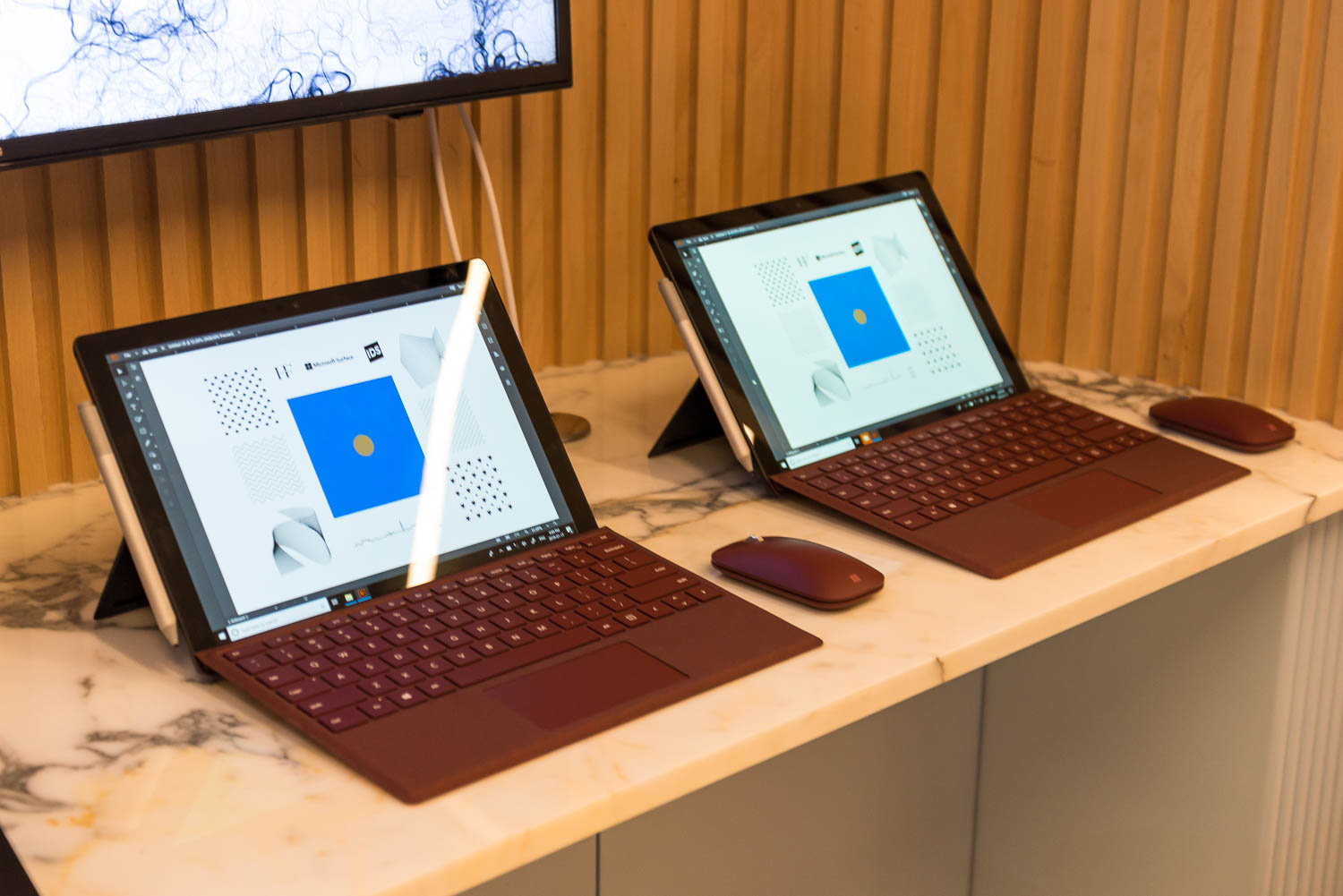 Design Station Tablets