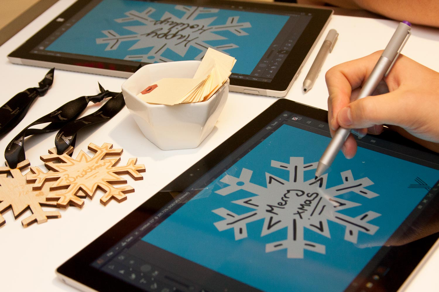 Tool:  Design Tablets
