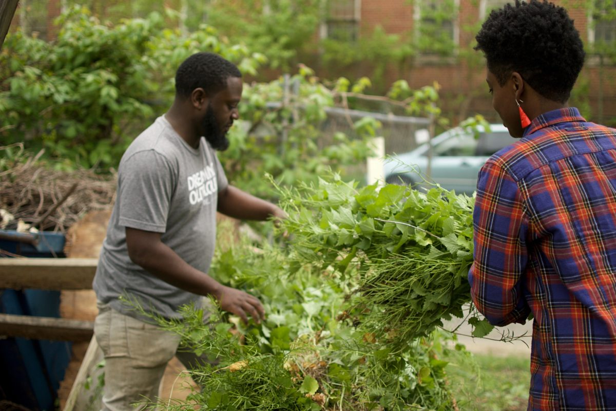 D.C.'s Urban Farms Wrestle with Gentrification and Displacement, CivilEats