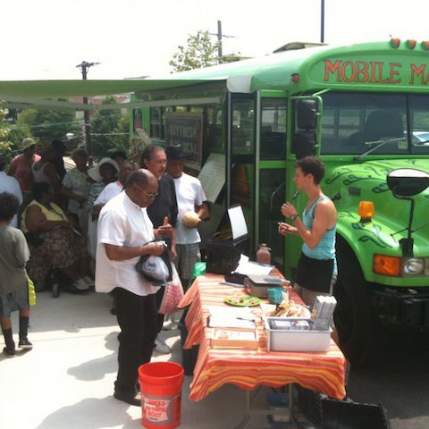 Data Desert: New Stats Could Help Address D.C.'s Food Access Challenges, DCist