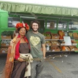 Fresh Food From Urban Farms and Farmers' Markets, Capital Community News