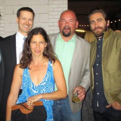 Jake Gyllenhaal & DC Greens!, Bisnow
