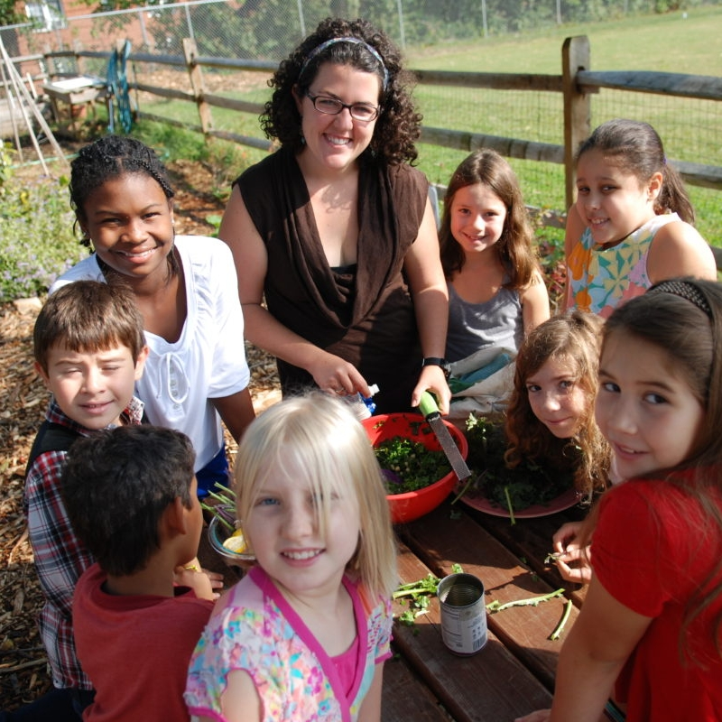 A First for School Gardens in the Nation's Capital, Civil Eats