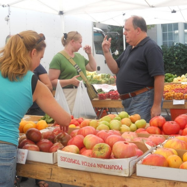 Harvesting Farmers Markets, Patch