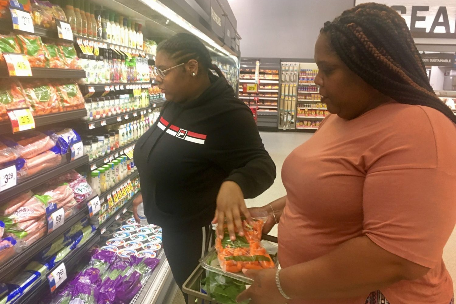 WAMU,  How Prescribing Healthy Food In Ward 8 Could Help African Americans Curb Chronic Illnesses