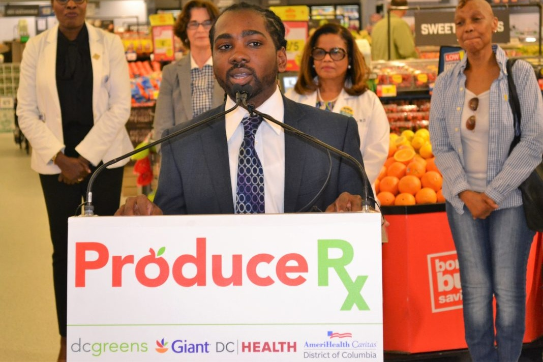 East of the River,  Produce Prescription Program Launches at Alabama Street Giant