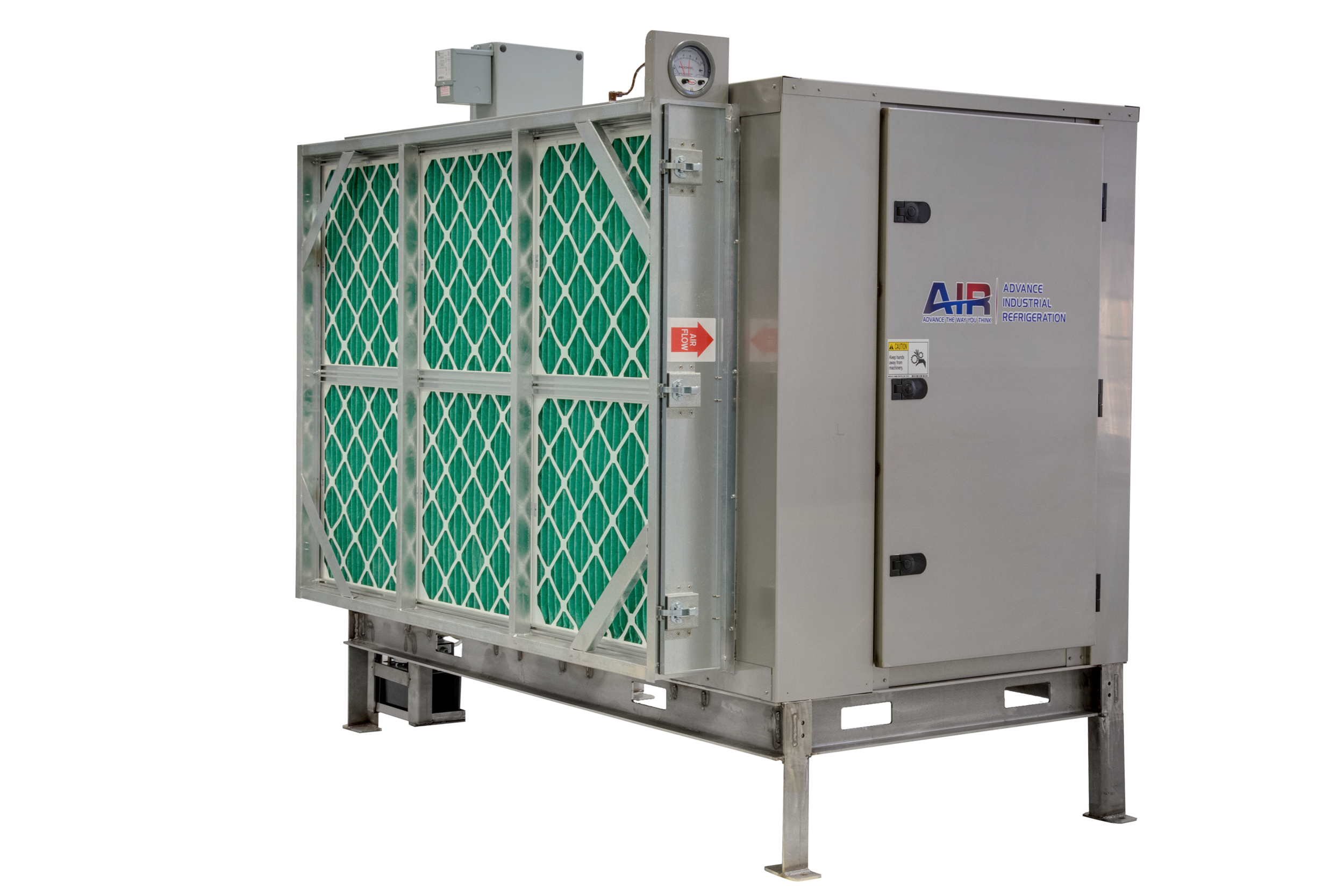 Industrial Air Handlers