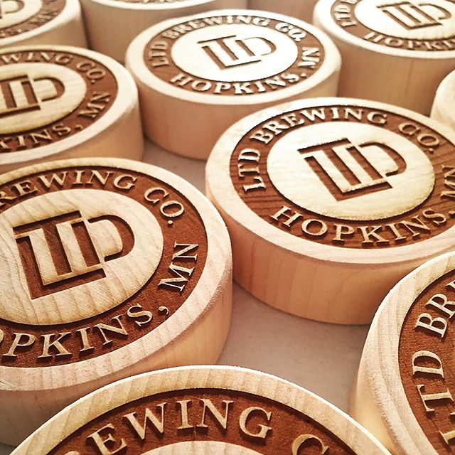 What's more spring in MN than a Minnesota @twins home opener and cold brews?! A little throwback to the tap handles we engraved for LTD Brewing. It just might be time to pop in to check out our work and enjoy a cold 🍺 or two! • • • #modestlaser #modestmade #landoflakes #taphandles #woodwork  #lasercut #laserengraved #woodworker #shoplocal #supportlocal #woodgoods #shopsmall #local #localbrews #ltdbrewing #mnbrews #knowyourmaker #mnmakers #mnmade #minneapolis #stpaul #minnesota #mntwins #throwbackthursday #tbt