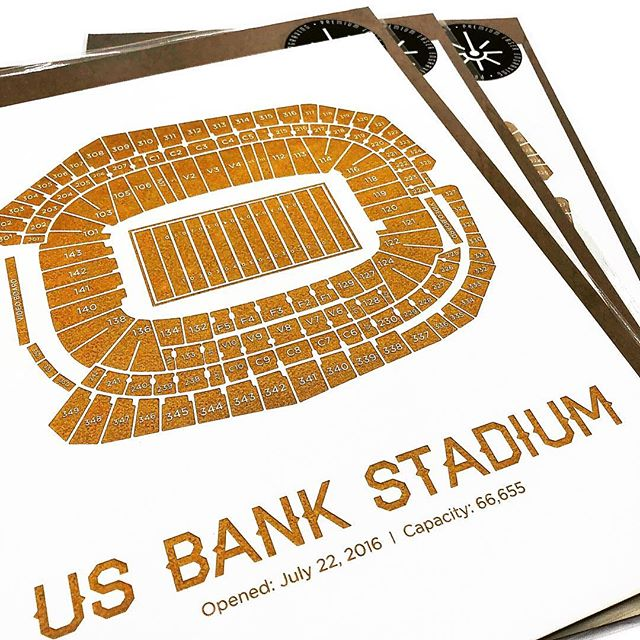 It's a big weekend in the Mini Apple for basketball and music - are you joining in on the fun and Final Four festivities? 🏀 Tell us your plans in the comments below 👇 and get your ModestMade™️ US Bank Stadium seating charts on our website now! • • • #modestlaser #modestmade #landoflakes  #laser #paper #shoplocal #supportlocal #shopsmall #local #knowyourmaker #mnmakers #mnmade #miniapple #minneapolis #minnesota #finalfour #usbankstadium #ncaatournament