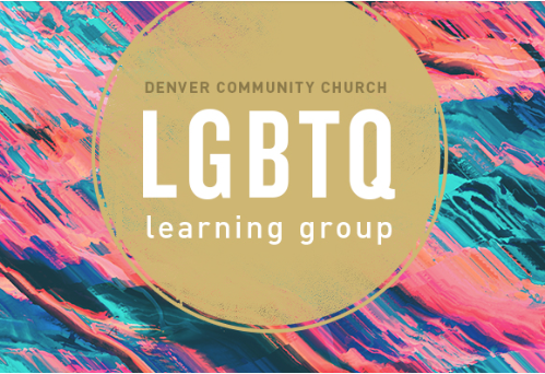 - Denver Community Church started when a group of people felt led to move to Denver to start a church that would be so involved in the community that the only appropriate name would be Denver Community Church. Their LGBTQ learning group records its meetings and is a tremendous resource for any faith community seeking to do likewise.