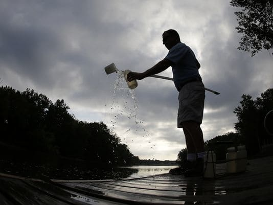 Let's set politics aside and work to protect Iowa's water - An essay published in the Des Moines Register on Monday, November 21, 2016(Click here for essay)
