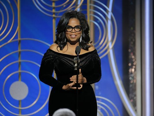 Why Oprah Winfrey For President May Not be Such a Crazy Idea - This Des Moines Register essay is an observation, not an endorsement.It appeared online and in print in January 2018. (Click here for essay)