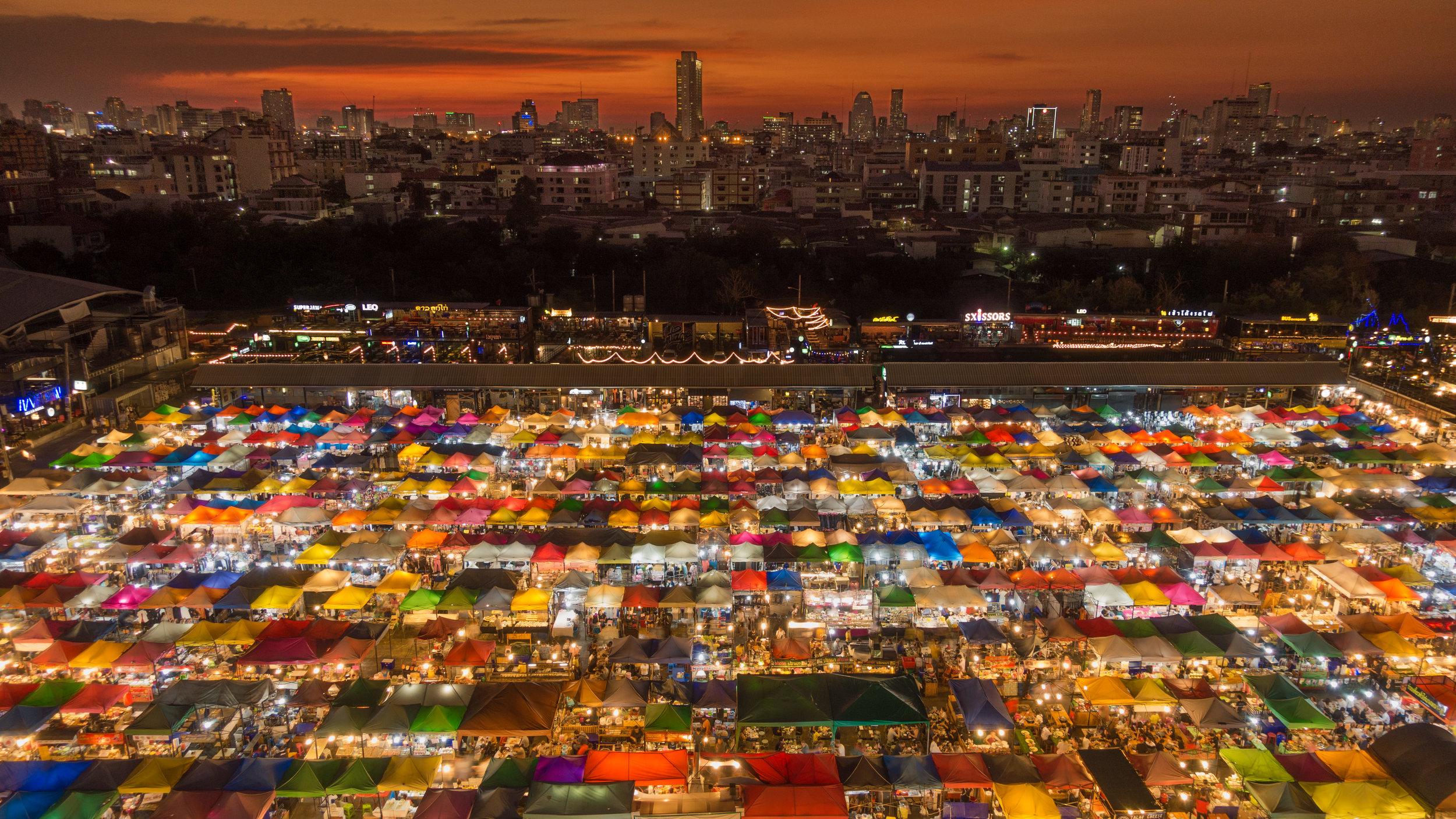 Sunset Rod Fai Night Market.jpg