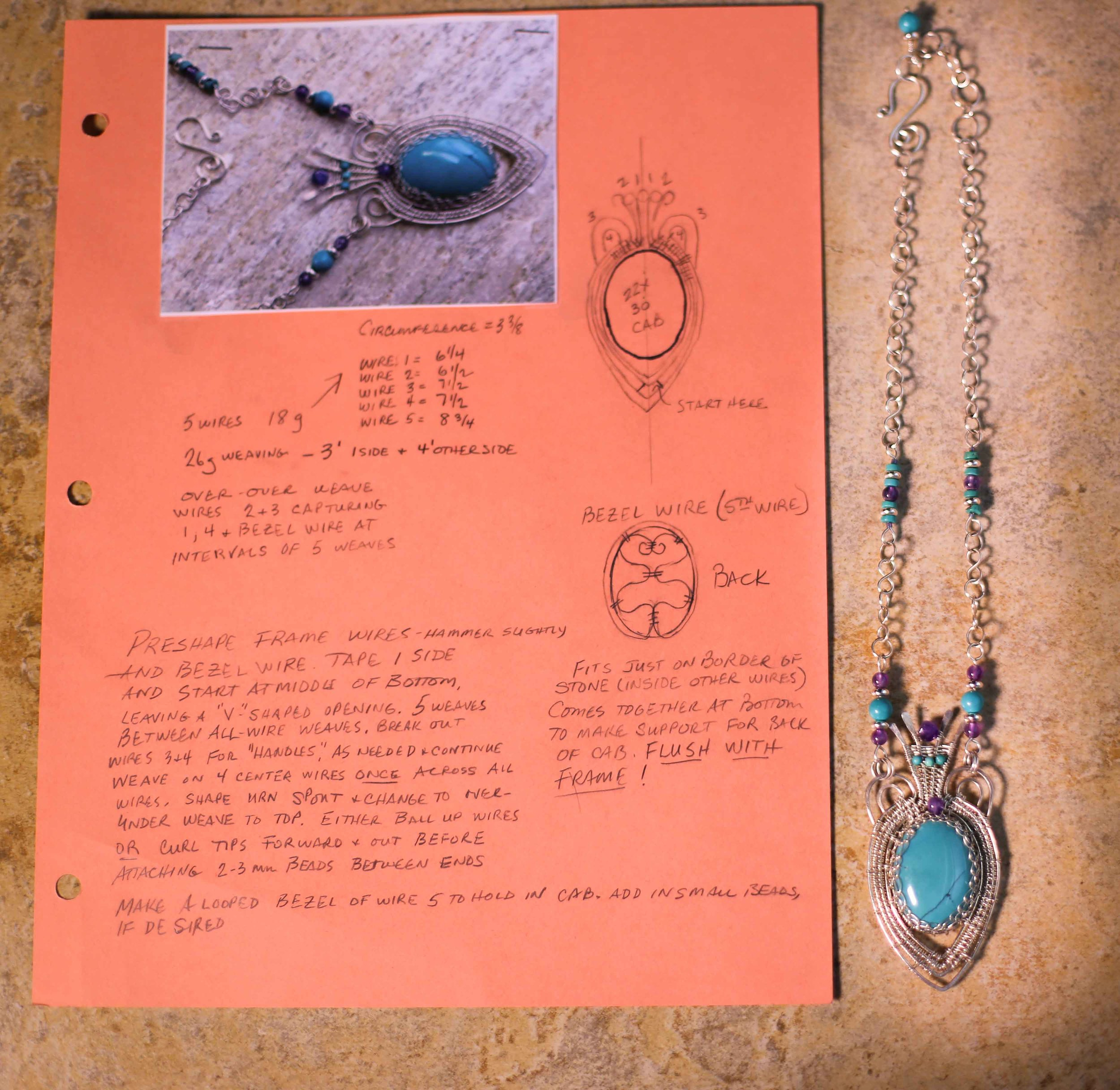 Judy Larsen Gorge Artists Jewlery Craft necklaces pendants wire wrapping custom jewlery art beads pendants charms local artist hood river oregon immense imagery photography websites films digital media_-61.jpg