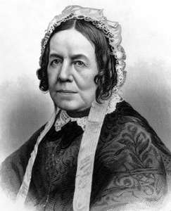 - Born in Newport, New Hampshire, Sarah Josepha Buell was fortunate to have parents that believed in equal education for boys and girls. However, since wider society at the time did not share in those beliefs, Sarah was homeschooled in equal parts by her mother and by her brother, Horatio, who attended Dartmouth College and brought home his knowledge to share. These experiences imbued Sarah with a deep respect for education and she became a schoolteacher herself. In 1811, she met David Hale, a lawyer, and the two were married in 1813. Over the course of the next eight years Sarah gave birth to five children. Then, in 1822, shortly after the birth of her last child, David Hale died. Sarah was so grief-stricken she wore black for 57 years until her own death in 1879.