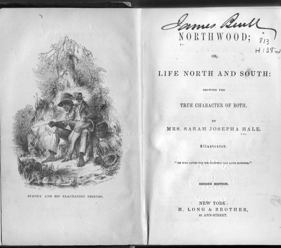 - In the book, Hale wrote enthusiastically about the notion of sending African slaves to freedom in Liberia. Even though we now recognize the flaws in their logic, at the time the Liberia plan was seen as a sound one by most abolitionists. Hale also went on to describe her reasons for supporting abolition, which not only pertained to the evil treatment of fellow humans, but also because she believed that engaging in the practice of slavery would degrade the morality of white men and prevent the nation from progressing forward.