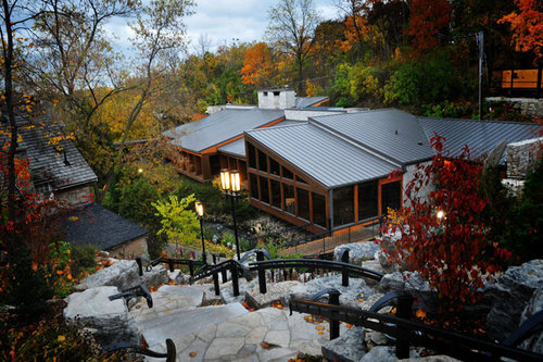 Built in 1863, Ancaster Mill was restored to keep its authentic character intact.