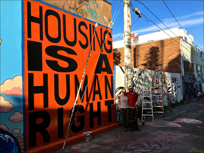 Housing is a Human Right (2016)