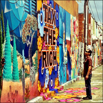 Clarion Alley Mural Project (CAMP) -