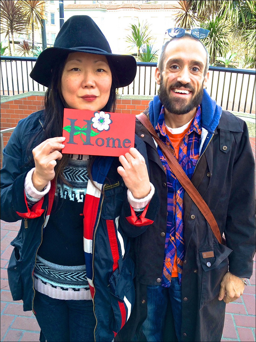 Margaret Cho supports  Better Homes & Gardens Today  with Christopher Statton