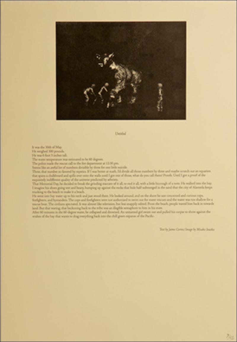 Untitled, Misa Inaoka & Jaime Cortez, 2012