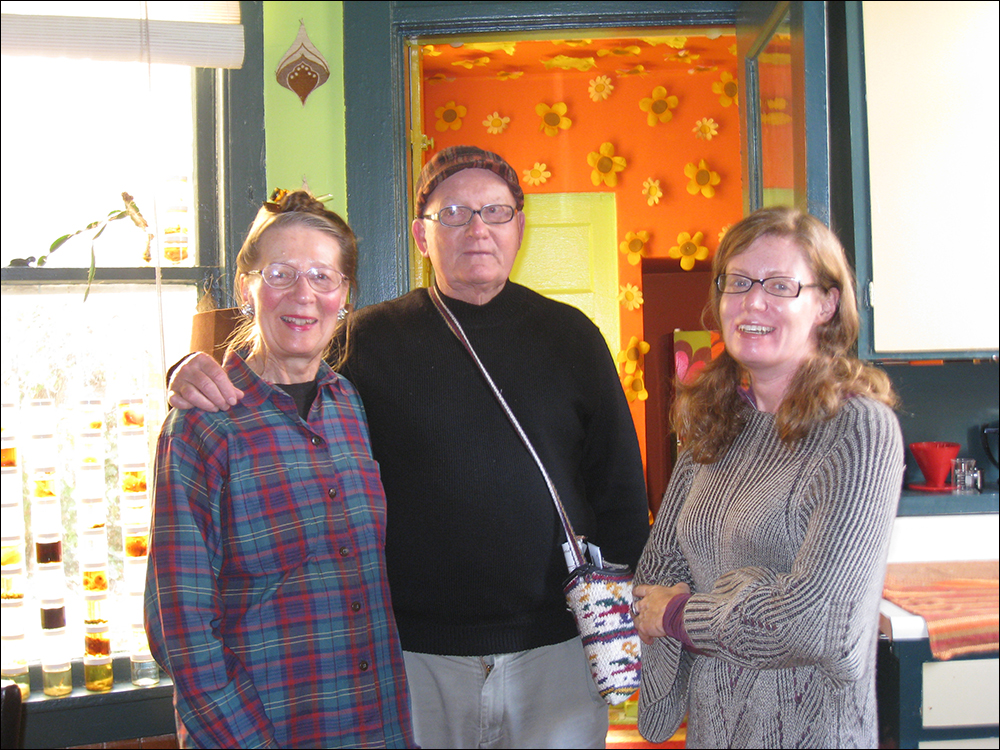 Linda Martinez, Granger, and Wilson
