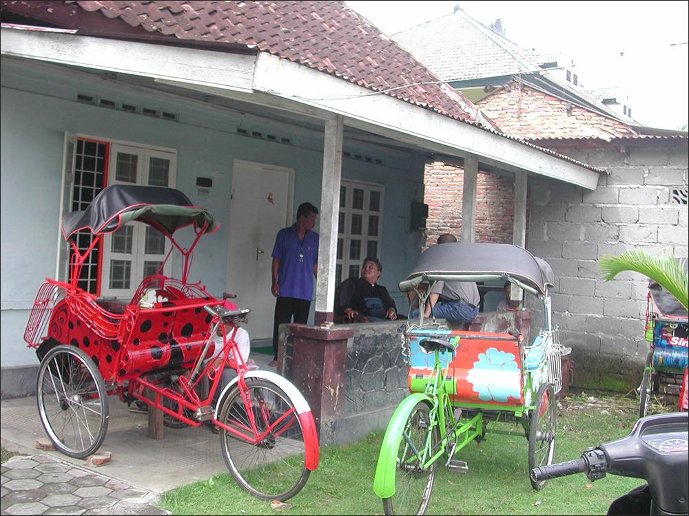Painting yard