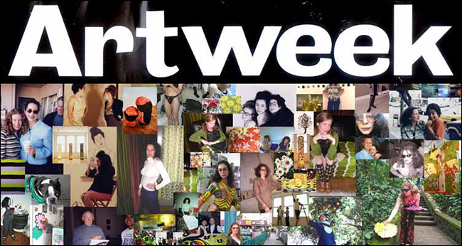 "Artweek, ""Swell at Meridian Gallery"" by David Buuck, October."