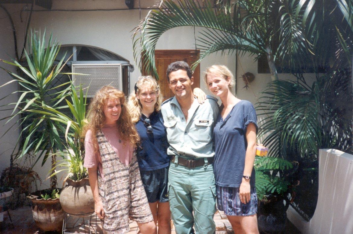 Central America 1992