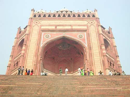 Northern India 2005