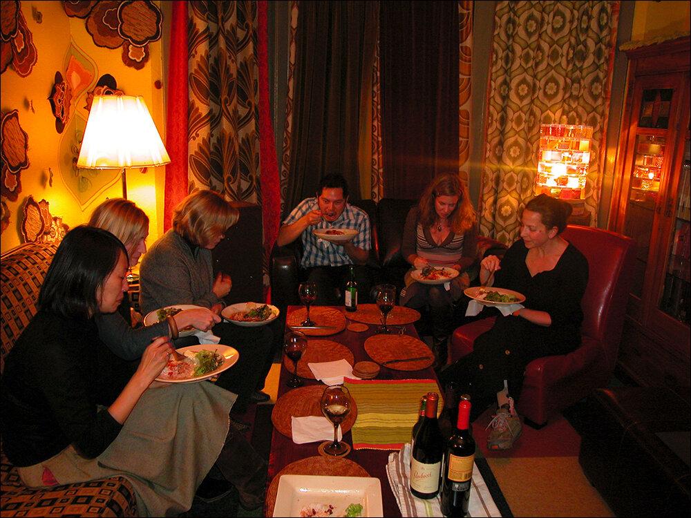 Dinner Saloons