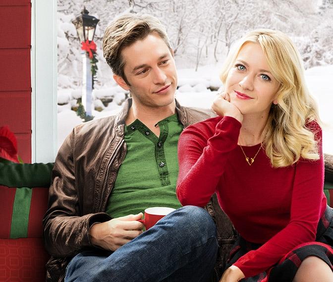 Christmas clichés: - Deceased ParentTree Buy & TrimRekindled RomanceEnds w/ Kiss or Ring