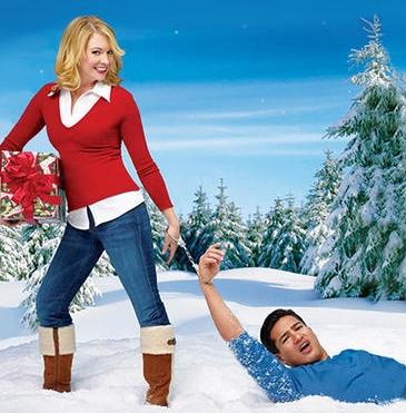 Christmas clichés: - Hate Becomes LoveKooky Grandma FigureTree Buy & TrimDeceased ParentsSurprise! Xmas LightsIce Skating SceneEnds w/ Kiss or Ring