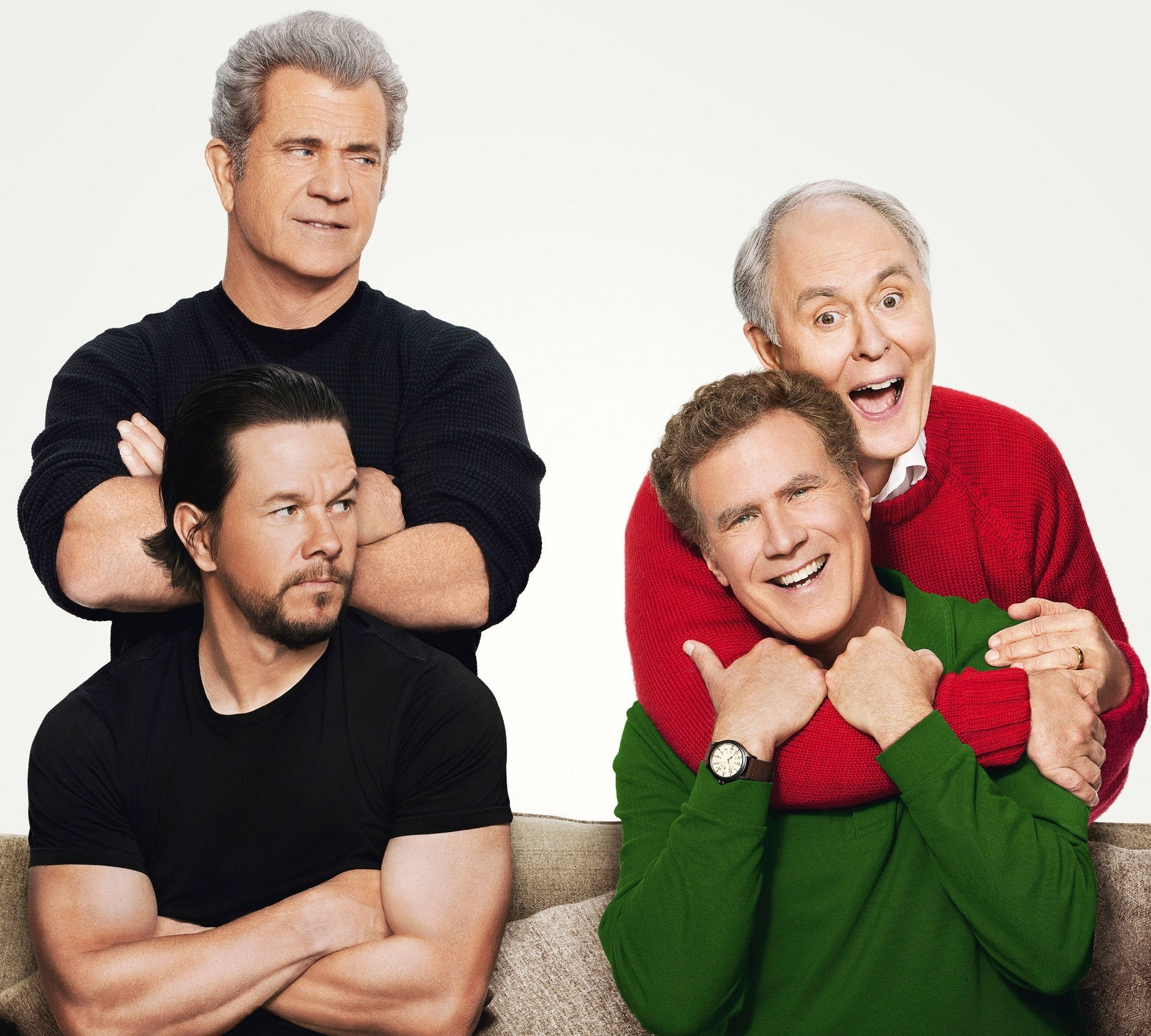 Christmas clichés: - Hate Becomes LoveCute, Precocious ChildSage Grandpa FigureTree Buy & Trim