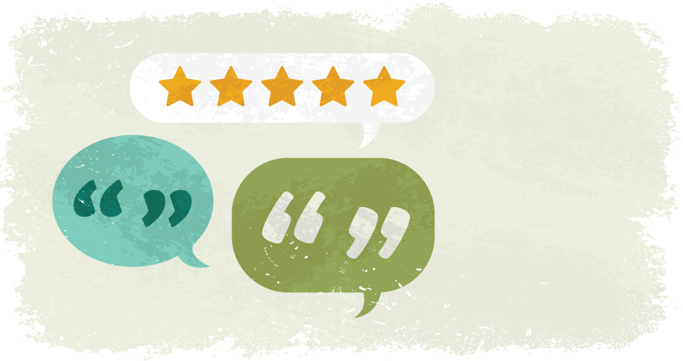 Testimonials - We are proud of the work we do! We are also proud of what our clients have to say about us!