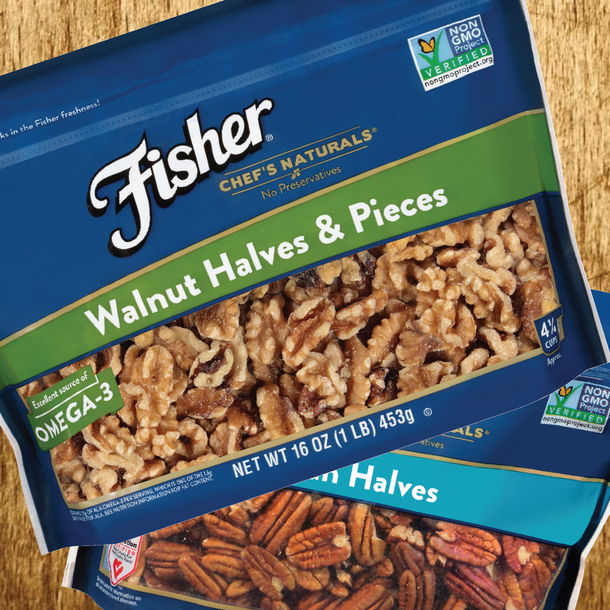 Fisher Chefs Naturals