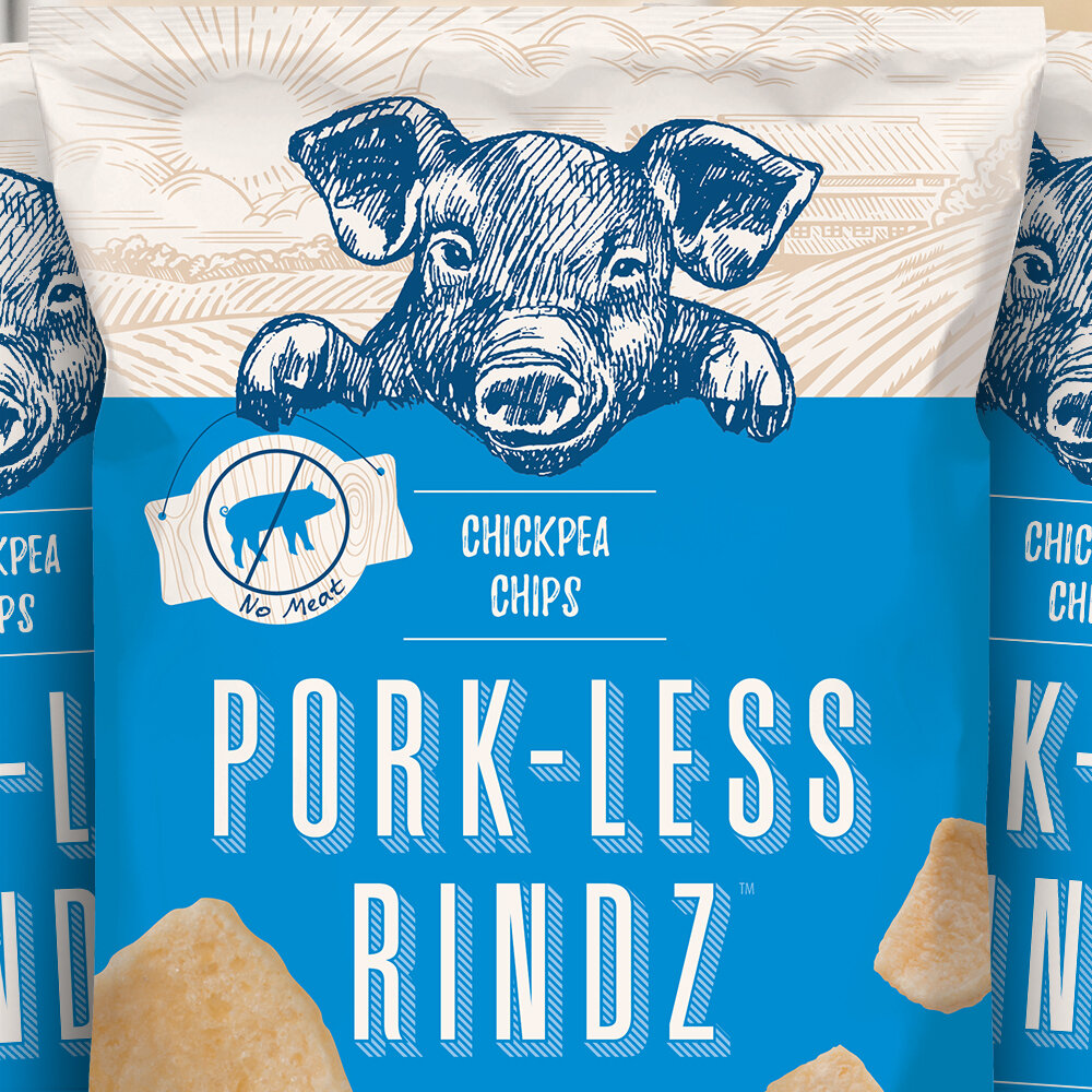 Pork-Less Rindz
