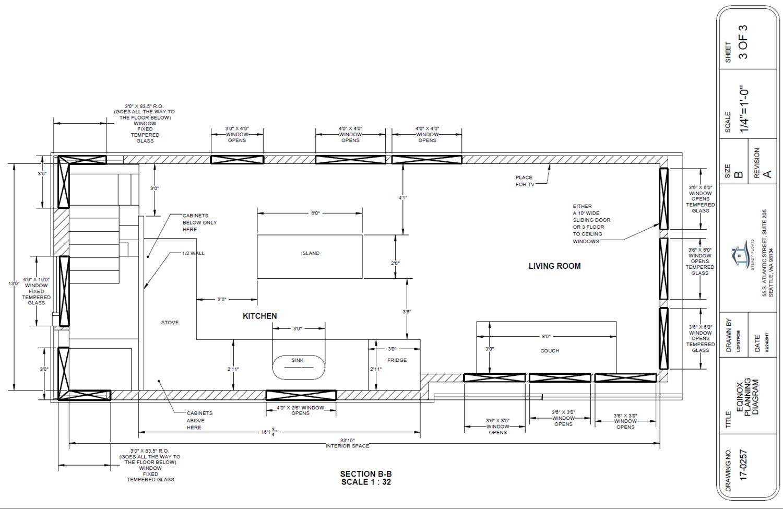Equinox 2nd Floor Plan