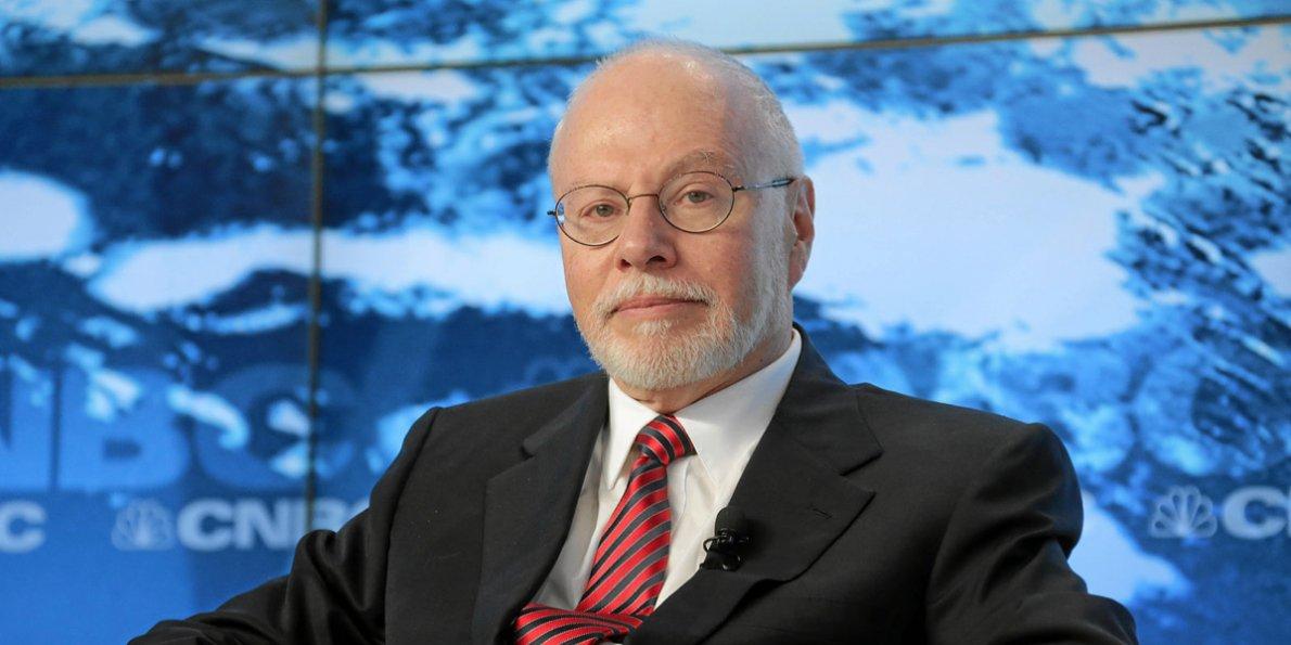 Elliott Management founder Paul Singer