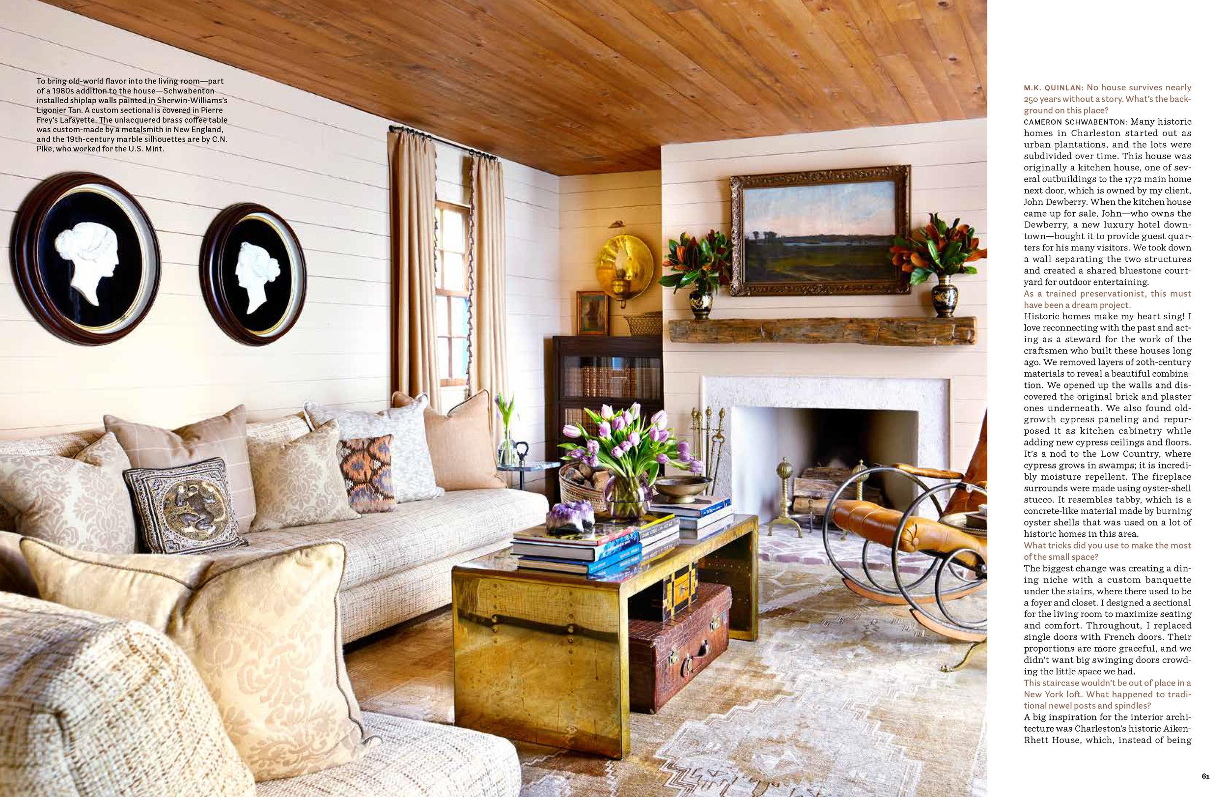 charleston interior designer