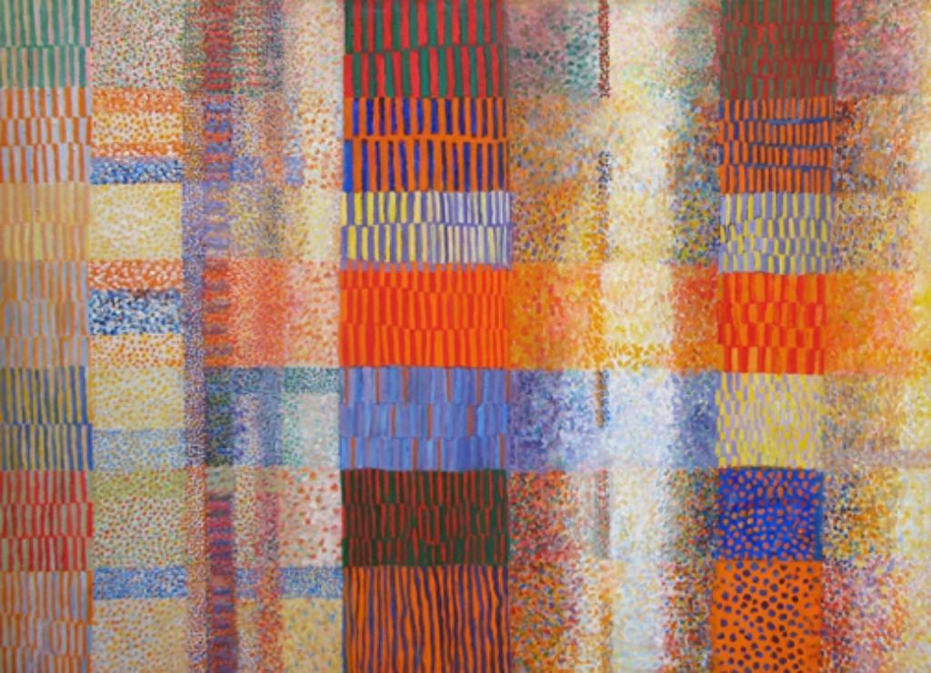 "JANUARY 10 ... oil on canvas  22""x36"""