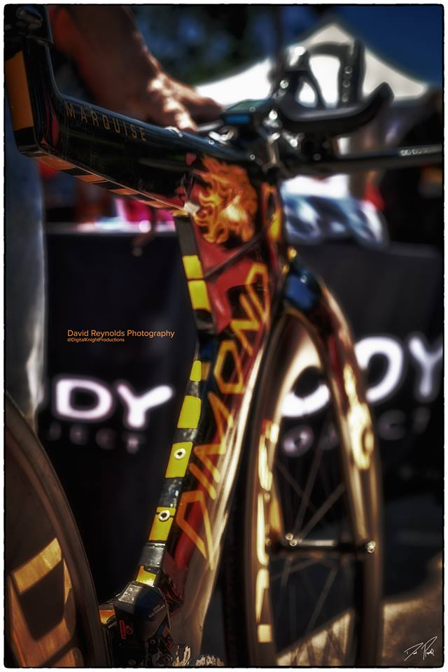 Coach_Terry_Wilson_Jesse _Vondracek_Ironman_Texas_Bike_Digital_Knight_Productions_check_in_Chain_Bike.jpg