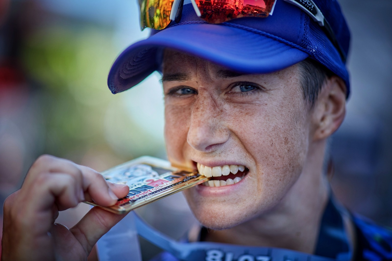 Medal: Pictures from: Isaak Papadopoulos (www.weitsprung.de)