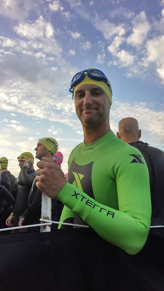 Coach_Terry_Wilson_Pursuit_of_The_Perfect_Race_IRONMAN_Maine_70.3_ownway_apparel_Big_Sexy_Racing_preswim.jpg