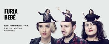 Furia Bebé - Programa de Radio argentino de humor con Malena Pichot, Srta. Bimbo + Martin Rechimuzzi.